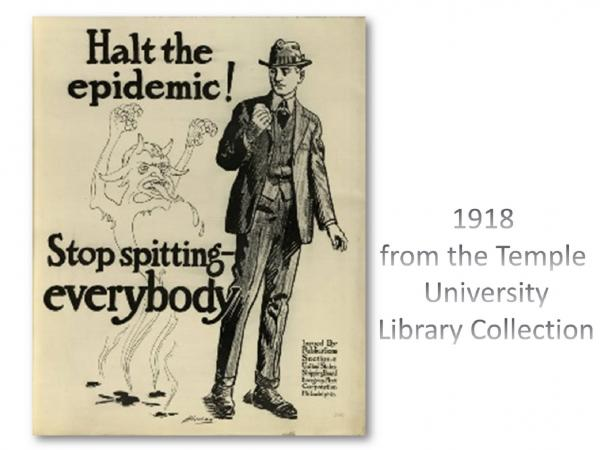 1918  from the Temple  University Library Collection